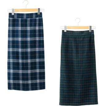 レディースロングタイトスカート