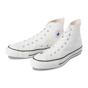 [日本製] 【converse】 コンバース CANVAS ALL STAR J HI キャンバス オールスター J ハイ F13 WHITE 3H(22.5)