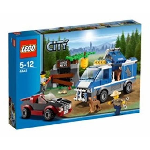 レゴLEGO City Police Dog Van - 4441