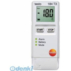 【Pマークポイント】テストー [TESTO184T3] テストー 温度データロガ
