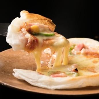 もちピザシート 8枚(約55g×2枚)×4袋 九州産もち米100%使用 グルテンフリー おやつ 餅ピザ 小麦不使用 ポスト投函便 ポイント消化