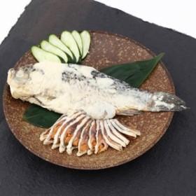 父の日 鮒丸ごとを贅沢に熟成した 見た目も豪華な逸品 鮒寿司丸ごと姿