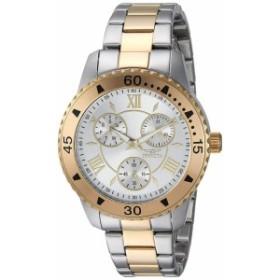 【当店1年保証】インヴィクタInvicta Women's Angel Quartz Watch with Stainless-Steel Strap, Two T