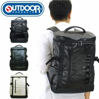 OUTDOOR PRODUCTS アウトドアプロダクツ スクエアリュック 男女兼用 30L OUT322