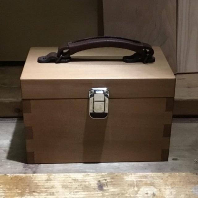 木製救急箱(小)