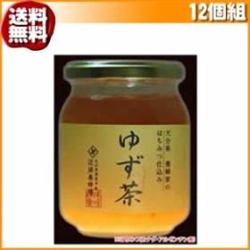 (送料無料)近藤養蜂場 ゆず茶 250g 12個組