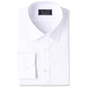 山喜オフィシャル ORANTIS 長袖ワイドカラーワイシャツ メンズ ホワイト 5088 【YAMAKI official】