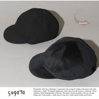 sugata キャップ 2シーズンリバーシブル帽子 SS