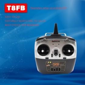 Radiolink T8FB 2.4GHz 8CH RC 送受信機セット Mode 2 レーシングドローン ヘリコプター対応