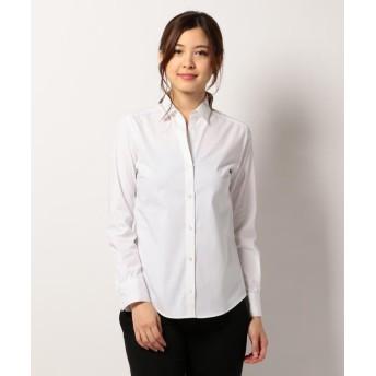 ICB Cotton Shirting シャツブラウス レディース ホワイト系 4 【ICB】