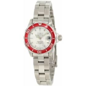 【当店1年保証】インヴィクタInvicta Women's 12521 Pro Diver Silver Dial Stainless Steel Watch