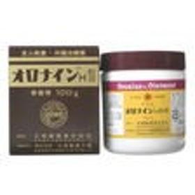 【第2類医薬品】オロナインH軟膏ビン100g[大塚製薬オロナイン皮膚の薬/切り傷・すり傷/軟膏]