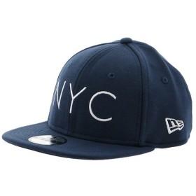 ニューエラ ジュニア・キッズ キャップ KIDS9FIFTY 11781263 ネイビー 帽子 NEW ERA