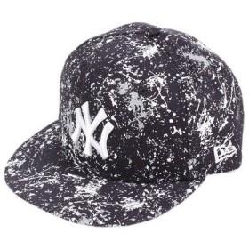 ニューエラ(NEW ERA) 59FIFTY チームカラースプラッシュペイント ニューヨーク・ヤンキース キャップ 11781641 (Men's)