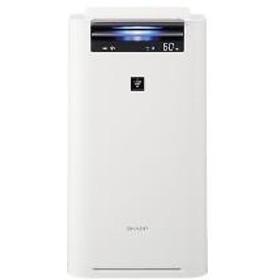 【シャープ】 加湿空気清浄機 KI-JS50-W 空気清浄機 加湿機能付