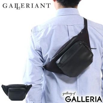 【商品レビューで+5倍】【正規取扱店】ガレリアント GALLERIANT ウエストバッグ AGEVOLE メンズ レディース GLB-2330