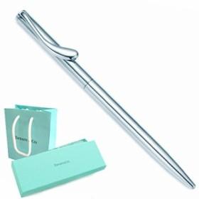 TIFFANY ティファニー 正規品 ボールペン 25656954 エルサ・ペレッティ ルテニウム ペン