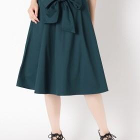 【大きいサイズレディース】【LL-6L】(大きいサイズ)スキスカロングスカート スカート ロングスカート