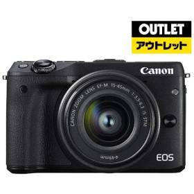 ミラーレス一眼カメラ EOS M3【EF-M15-45 IS STM レンズキット】ブラック