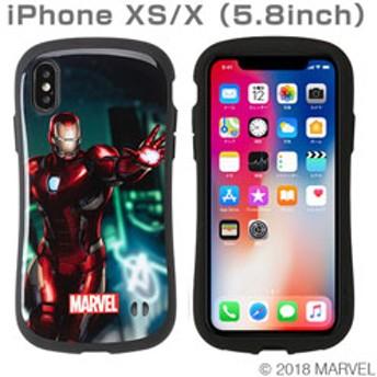 [iPhone XS/X専用]MARVEL/マーベル iFace First Classケース (アイアンマン) 41-896327