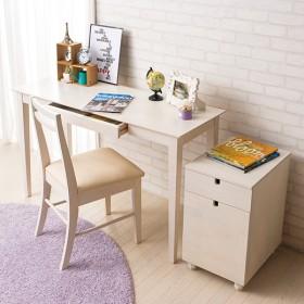 ベルーナインテリア 天然木ホワイト家具シリーズ 1 4:ハンガー