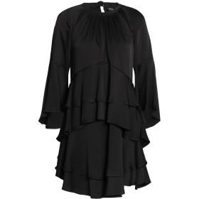 《期間限定セール開催中!》MARISSA WEBB レディース ミニワンピース&ドレス ブラック XS アセテート 72% / レーヨン 28%