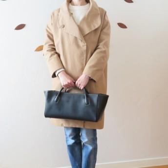 Square box bag BLACK