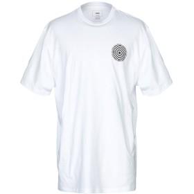 《セール開催中》VANS メンズ T シャツ ホワイト XS コットン 100% CHECKERED SS