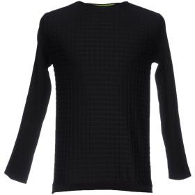 《期間限定セール開催中!》COSTUME NEMUTSO メンズ T シャツ ブラック L ポリプロピレン 97% / ナイロン 3% / ナイロン / ポリウレタン