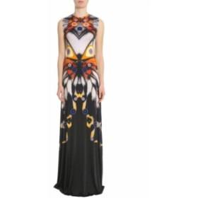 ジバンシィ ドレス カジュアルドレス 結婚式用 レディース【Givenchy Long Dress】MULTICOLOR