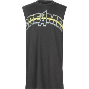 《9/20まで! 限定セール開催中》DIESEL メンズ T シャツ ブラック L コットン 100%