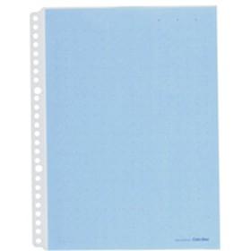 カラーベースポケット 青 102CP (10枚入)