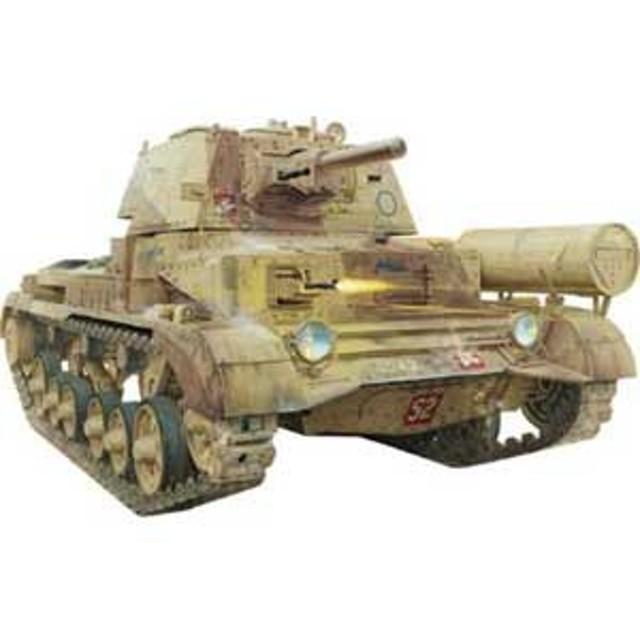 ブロンコ 1/35 英・マークIIA型巡航戦車 (A10)・バルカン戦線【CB35151】プラモデル 【返品種別B】
