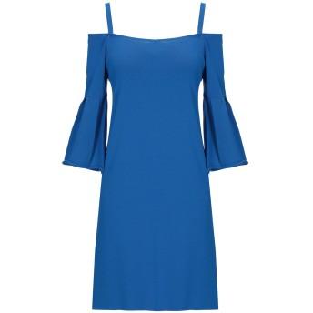 《セール開催中》GOTHA レディース ミニワンピース&ドレス ブライトブルー 1 レーヨン 65% / ナイロン 35%