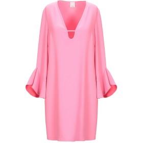 《期間限定セール開催中!》PINKO レディース ミニワンピース&ドレス ピンク 44 ポリエステル 100%