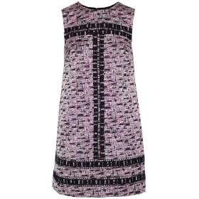 《期間限定 セール開催中》MIKAEL AGHAL レディース ミニワンピース&ドレス ピンク 6 ポリエステル 100%