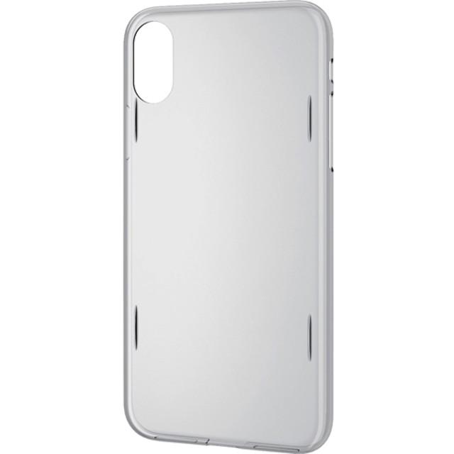 b4e15f7fb5 エレコム iPhoneX シェルカバー AQUA クリアPM-A17XAQCR (1コ入) 通販 ...