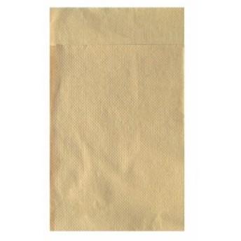 【送料無料】6ツ折ナプキン(未晒) 5000枚×2箱