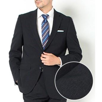 【ネット限定スーツ】レギュラーシャドーストライプ 2ボタンワンタックスーツ(メンズ) コイアオ