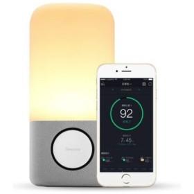 EMOOR スマートスリープライト wd-smartsleeplight-gy ホワイト/グレー