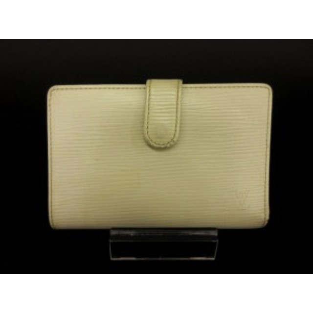 new arrival 1605c d04af 中古】ルイヴィトン LOUIS VUITTON ポルトフォイユ ヴィエノワ ...