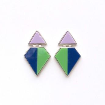 Tri-color(トリコロール)Antonia/ピアス