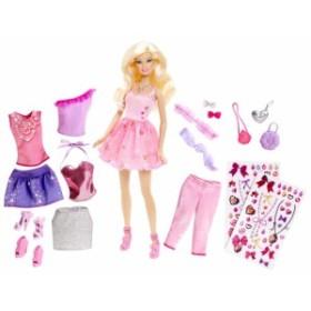 バービーBarbie Glitter Coordinates! Fashion Set (Y7503)