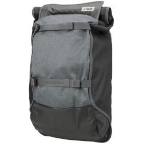 《期間限定セール開催中!》AEVOR Unisex バックパック&ヒップバッグ スチールグレー 紡績繊維 TRIP PACK