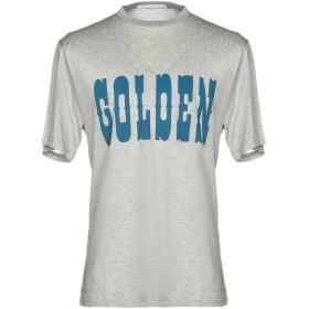 《期間限定セール中》GOLDEN GOOSE DELUXE BRAND メンズ T シャツ グレー XS コットン 100%