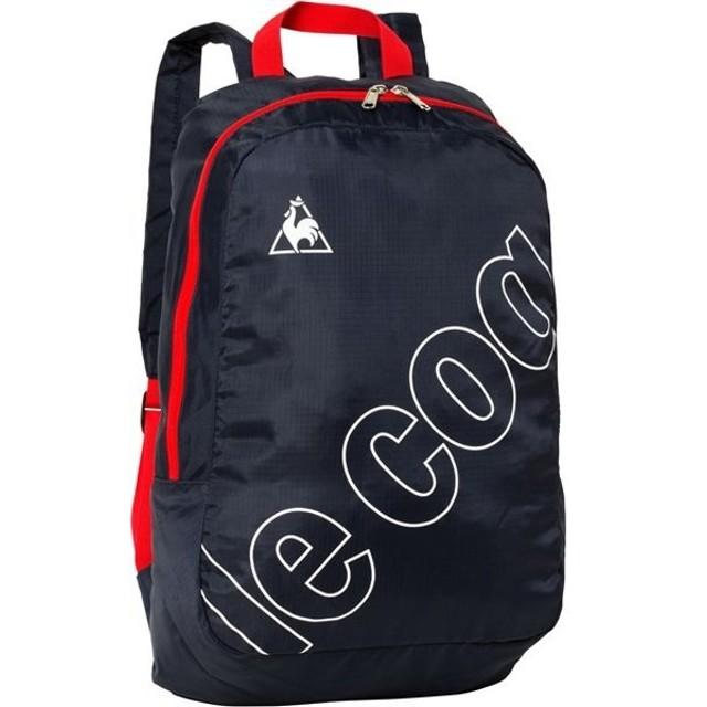 le coq sportif(ルコック) QMALJA05 NVY マルチSP バッグ コンパクトバックパック 18FW