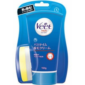 Veet(ヴィート)ヴィートメン バスタイム 除毛クリーム 敏感肌用 150g 医薬部外品