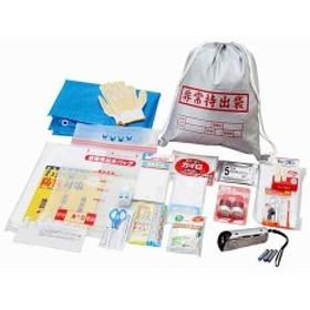 非常持出しセット22点防災袋 災害 地震対策/HM-22