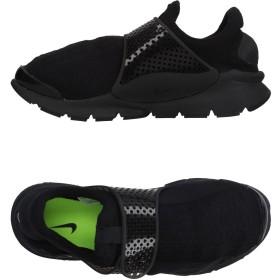 《期間限定 セール開催中》NIKE メンズ スニーカー&テニスシューズ(ローカット) ブラック 7 紡績繊維