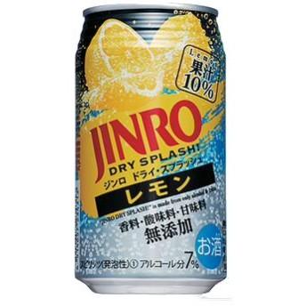 【ハントシの新商品】【JINRO】 DRY SPLASHI 7℃ レモン 350ml